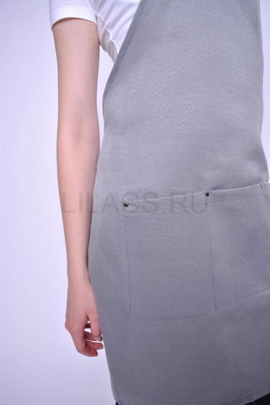 Фартук для работ IDEES, серый