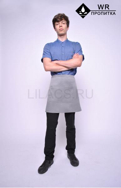 Фартук LILACS KALIPSO, серый