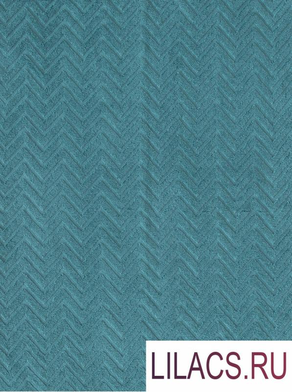 17849 Полотенца жаккардовые Узбекистан 50*90 см (AST Zigzag 50*90 голубой)