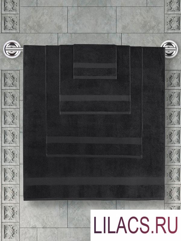 "3566 Полотенца махровое ""KARNA"" AREL 30х50 см 1/1 Темно-коричневый"